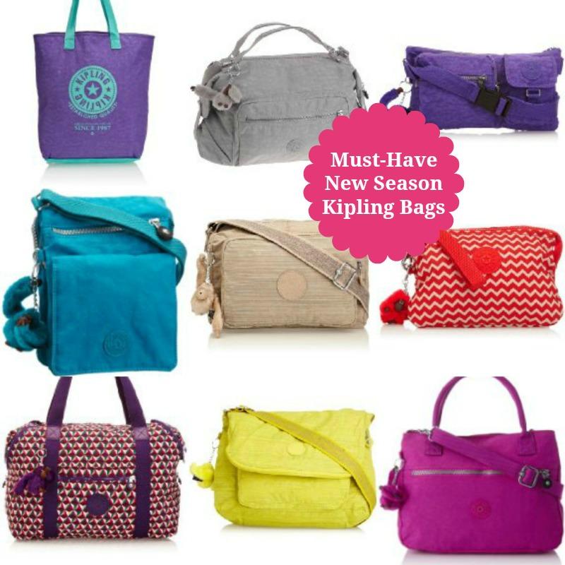 Must-have new season Kipling bags