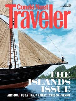 Condé Nast Traveler Interactive Magazine