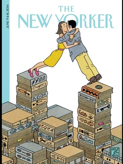 The New Yorker Interactive Magazine