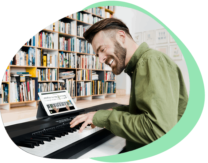 Skoove: learn interactive piano lessons for beginners and advanced players